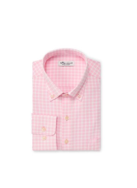 Peter Millar Peter Millar Winston Natural Touch Sport Shirt