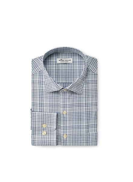 Peter Milar Peter Millar Angus Natural Touch Sport Shirt