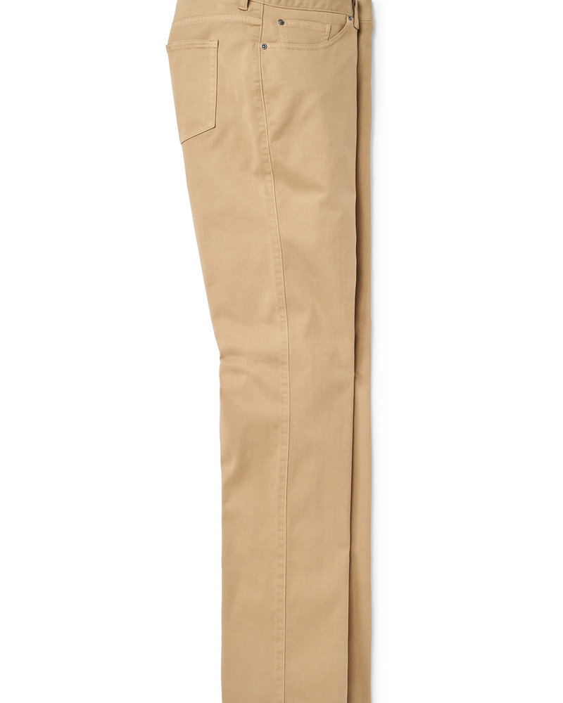 Peter Millar Peter Millar Ultimate Sateen Five-Pocket Pant Crown Collection
