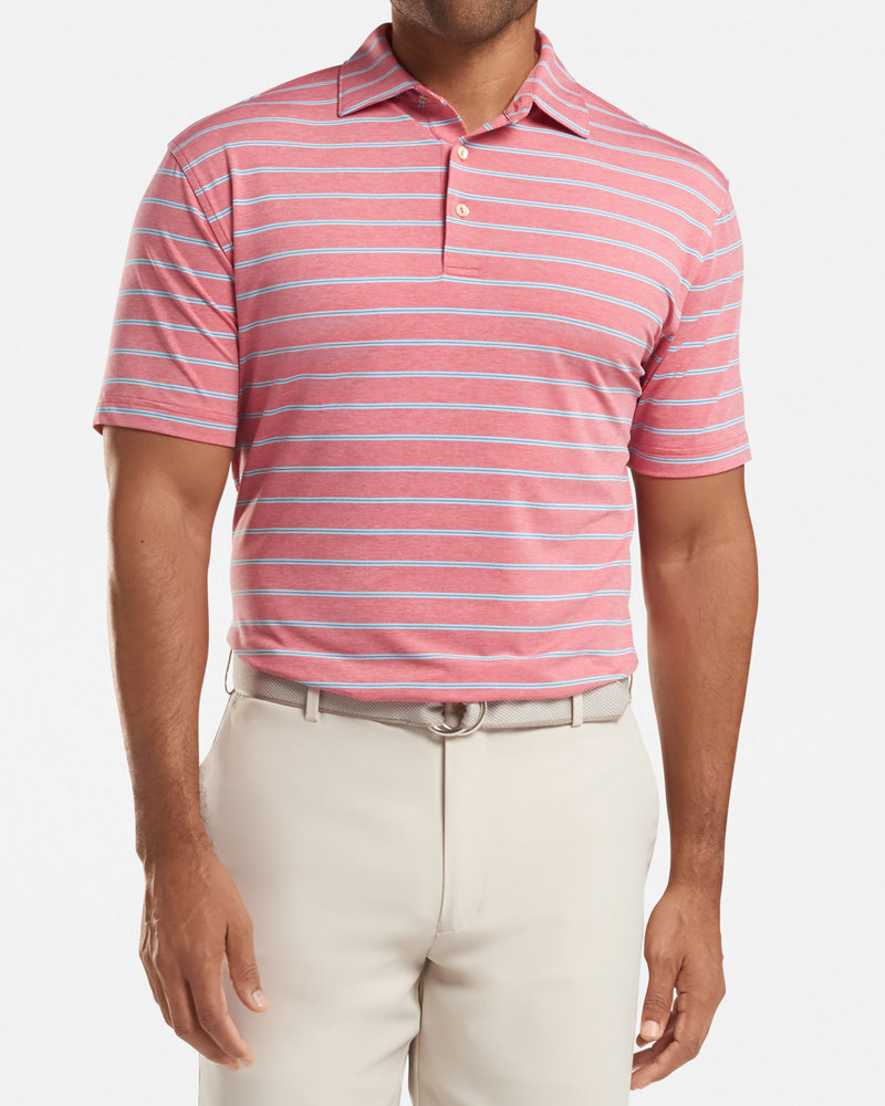 Peter Millar Peter Millar Hanover Performance Polo Crown Sport Collection