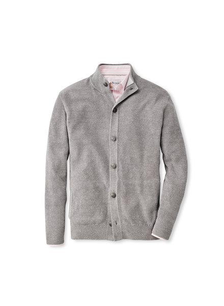 Peter Millar Peter Millar Coastal Wool-Linen Cardigan