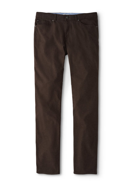 Peter Millar Peter Millar Flannel Five-Pocket Pant