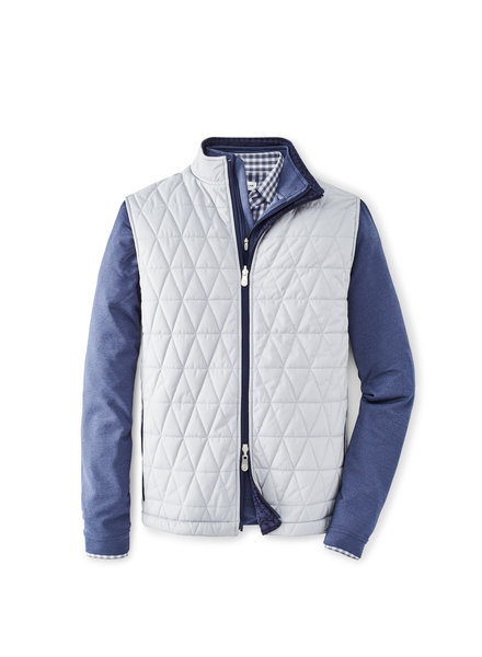 Peter Millar Peter Millar Cloudglow Fairisle Reversible Vest
