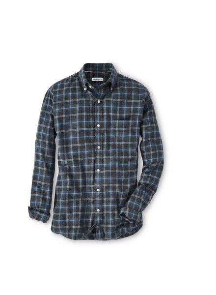 Peter Millar Peter Millar Cotton Flannel Sport Shirt