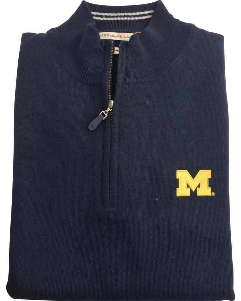 Peter Millar Peter Millar M 1/4 Zip Sweater