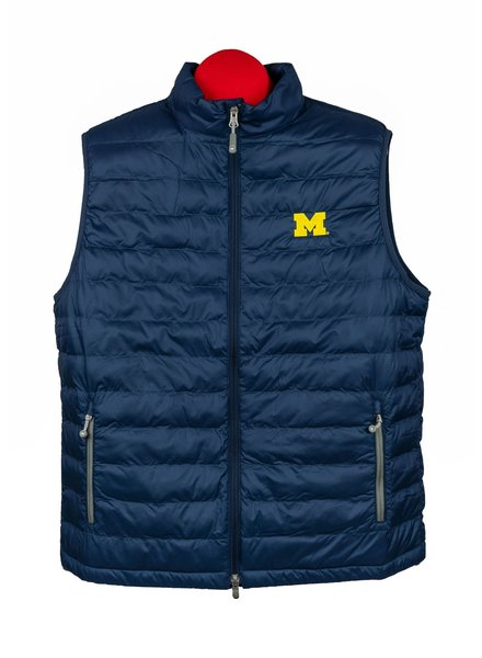 Peter Millar Peter Millar Michigan Hyperlight Quilt Vest