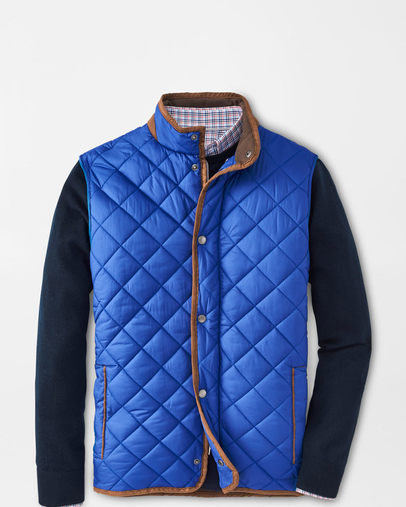 Peter Millar Peter Millar Essex Quilted Travel Vest