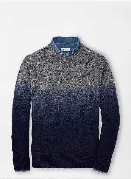Peter Millar Peter MillarWool-Blend Dip-Dye Crewneck Sweater