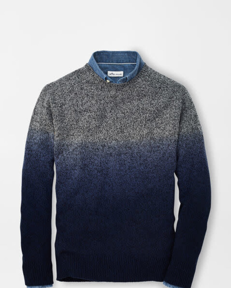 Peter Millar Peter MillarWool-Blend Dip-Dye Crewneck Sweater Mountainside Collection