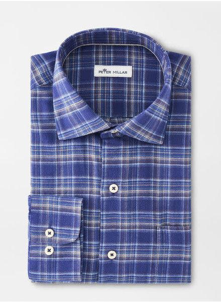 Peter Millar Peter Millar Hugh Flannel Sport Shirt