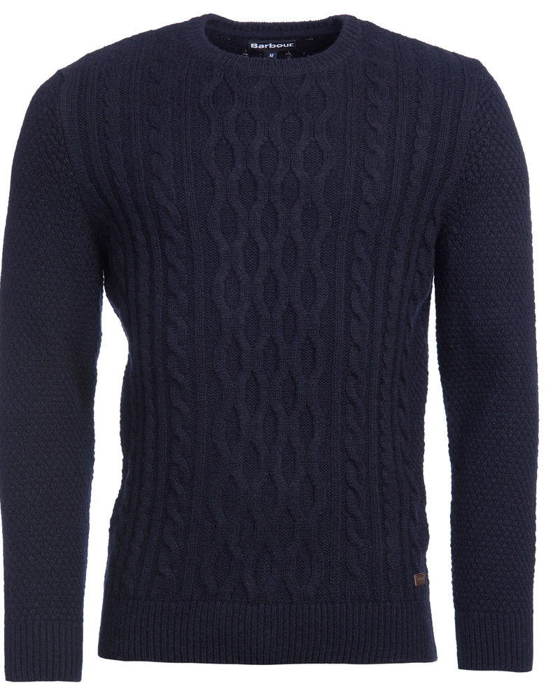 Barbour Barbour Chunky Cable Crew Sweater