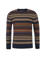 Barbour Barbour Fairisle Crew Neck Sweater