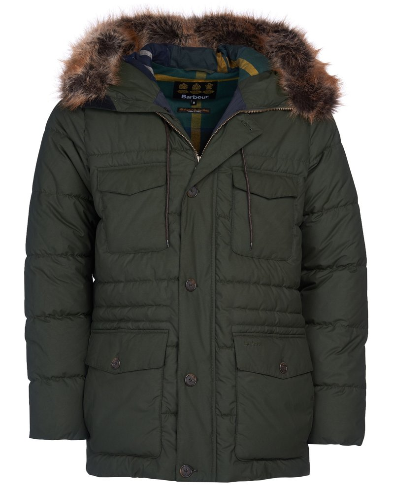 Barbour Barbour Morton Quilt Jacket