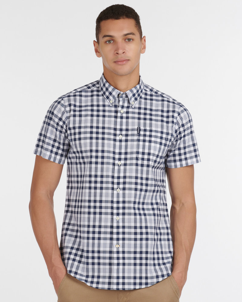 Barbour Barbour Short Sleeve Sport Shirt