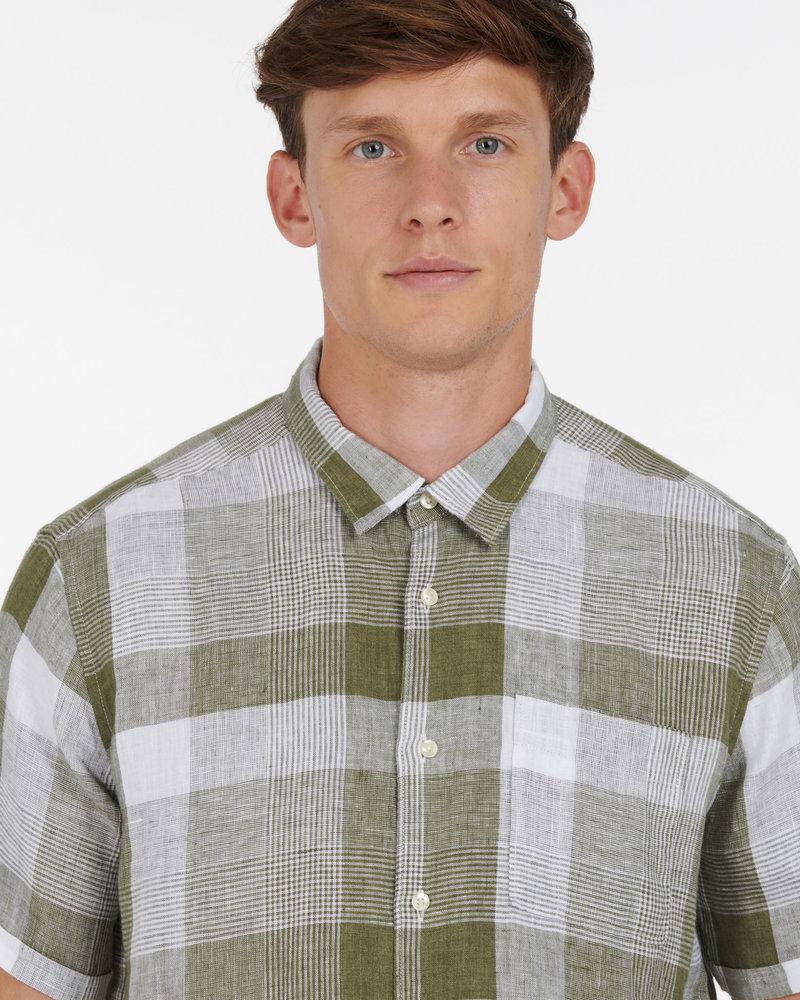 Barbour Barbour Short Sleeve Plaid Sport Shirt