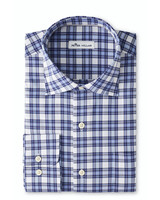 Peter Millar Peter Millar Devon Cotton-Blend Sport Shirt