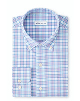 Peter Millar Peter Millar Elbe Cotton-Blend Sport Shirt