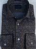 Calder Calder Dark Foliage Print Sport Shirt