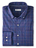 Peter Millar Peter Millar Crown Lite Theo Cotton-Blend Sport Shirt Navy