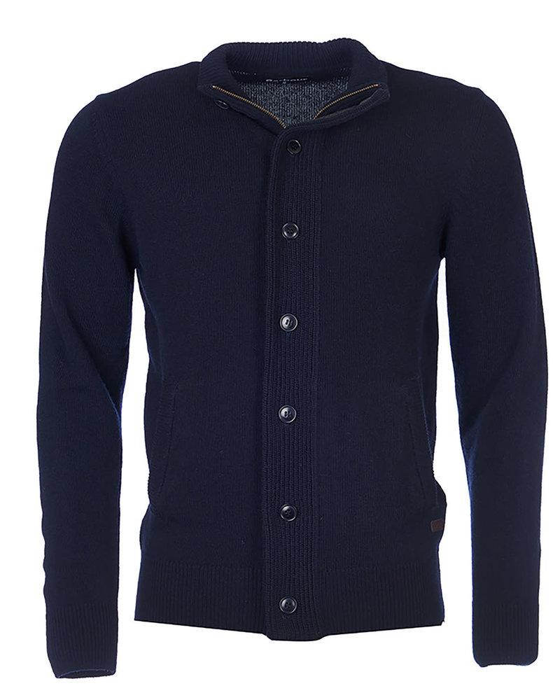 Barbour Barbour Zip Thru Sweater