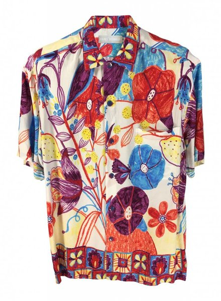 Jams World Jams World Mens Retro Shirt - Trinity