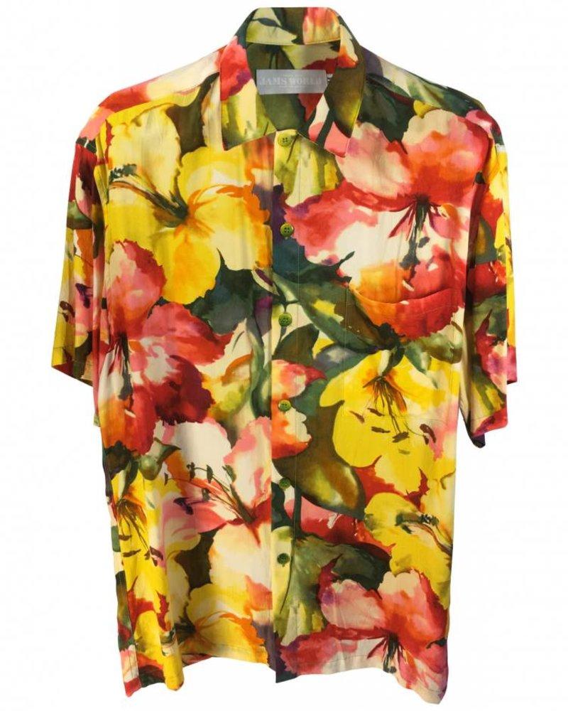 Jams World Mens Retro Shirt - Ibisco