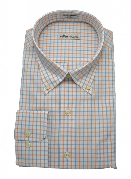 Peter Millar Peter Millar Button Down Sport Shirt - Large