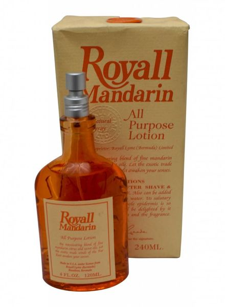 Royall Lyme of Bermuda Royal Mandarin - Cologne