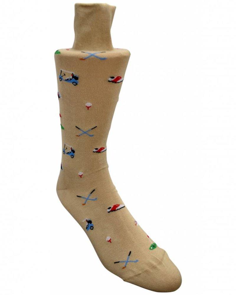 Peter Millar Peter Millar Socks - Beige