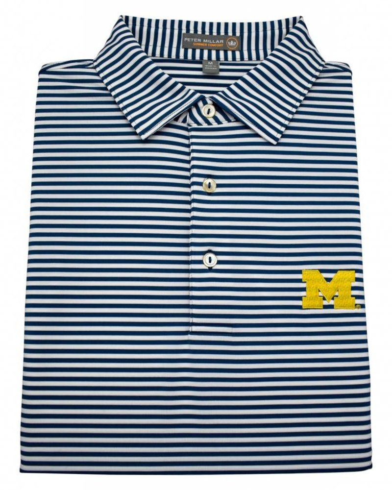 Peter Millar Peter Millar M Performance Polo - Midnight