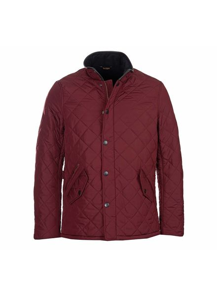 Barbour Barbour Powell Quilt Jacket - Bordeaux