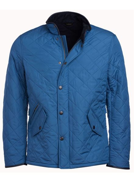 Barbour Barbour Powell Quilt Jacket - Blue Steel