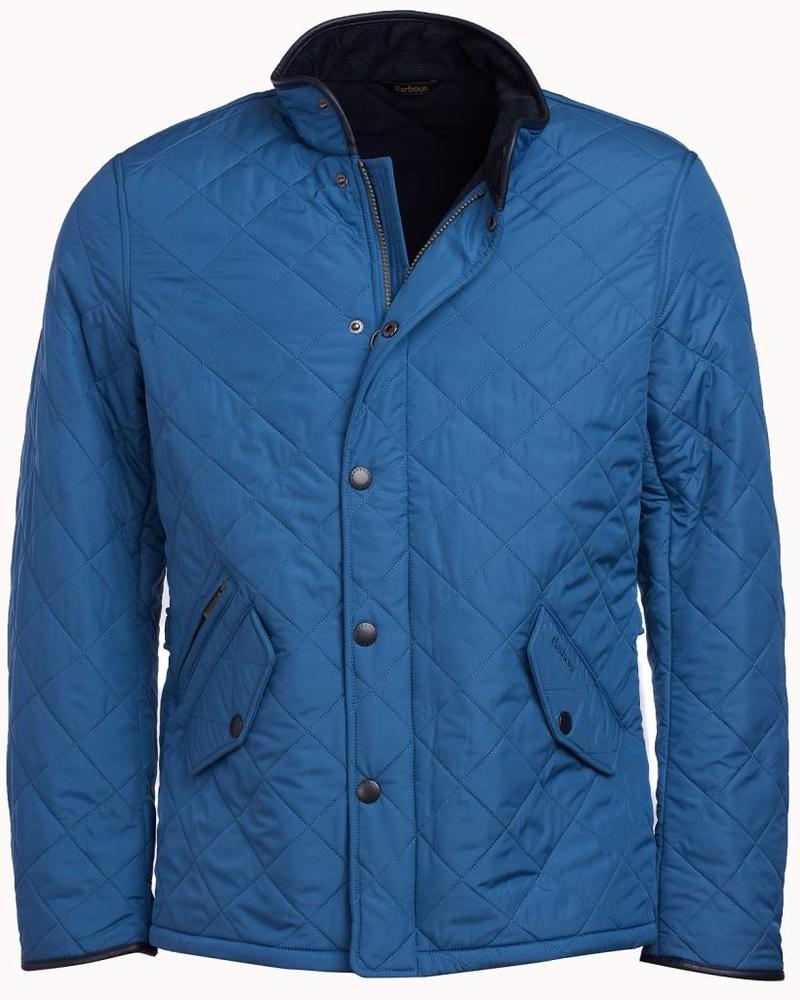 Barbour Barbour Powell Quilt Jacket - Blue Steel