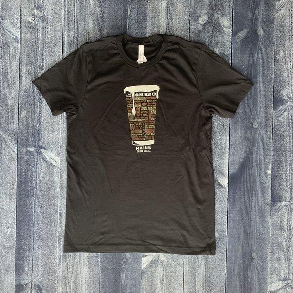Bumwraps Drink Local T-shirt