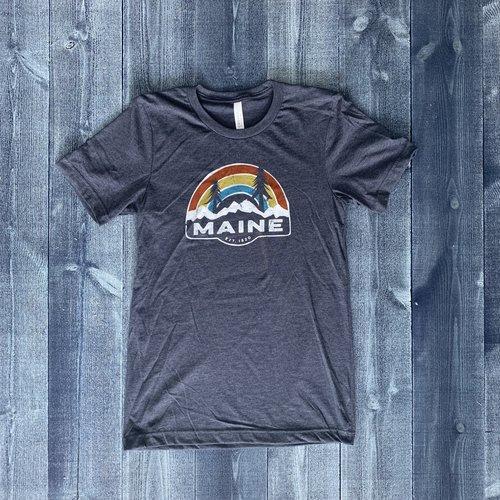 Bumwraps Rainbow Pines T-shirt