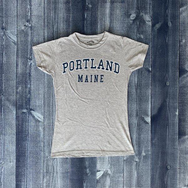 Beantown Ladies Favorite Portland T-shirt