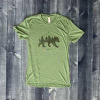 Bumwraps Bird Bear T-shirt