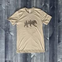 Bumwraps Bird Bear T-shirt