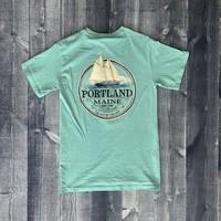 Austins Stucco Schooner T-shirt