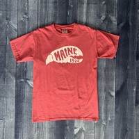 Kaleidoscope Maine Word Claw T-shirt