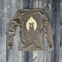 Bumwraps Poke the Bear Longsleeve T-shirt