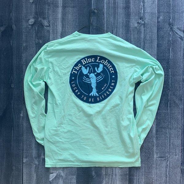 Coed The Blue Lobster Longsleeve T-shirt-Reef