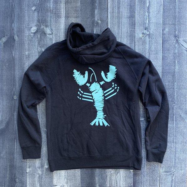 Coed The Blue Lobster Soft Willard Hoodie