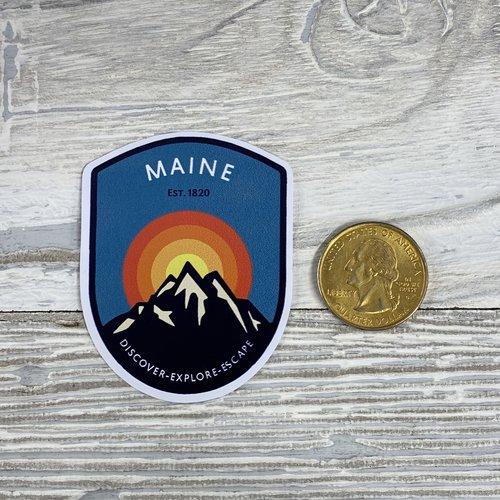 Bumwraps High Times-Mini Sticker