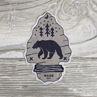 Bumwraps Arrowhead-Sticker
