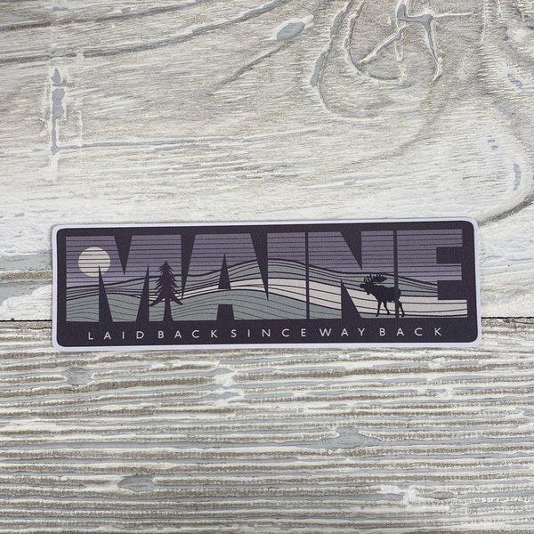 Bumwraps Cut Out-Sticker