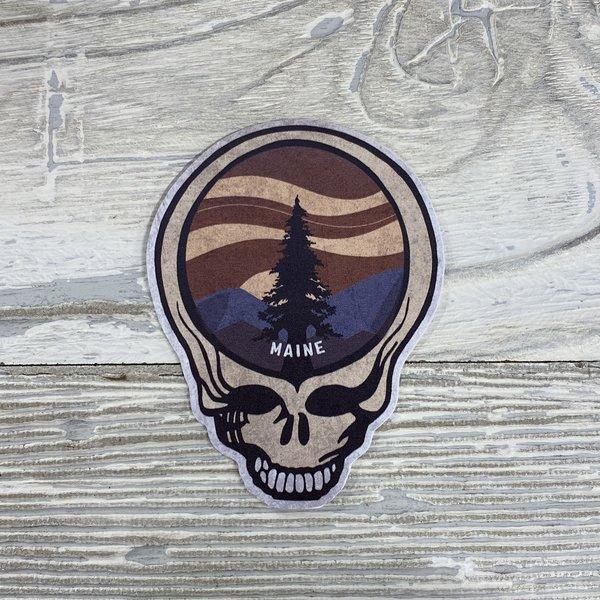 Bumwraps Heads -Sticker