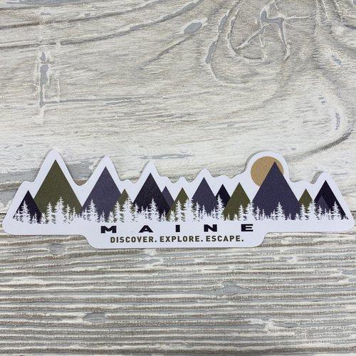 Bumwraps 13 Points-Sticker