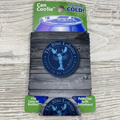 Entertainya Coozie-Blue Lobster Wood