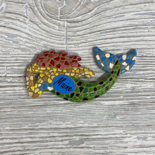Get A Gadget Mosaic Mermaid  Magnet